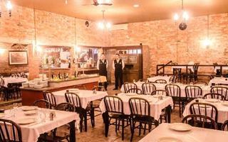 Ambiente Pizzaria / Restaurante Café Luna Park